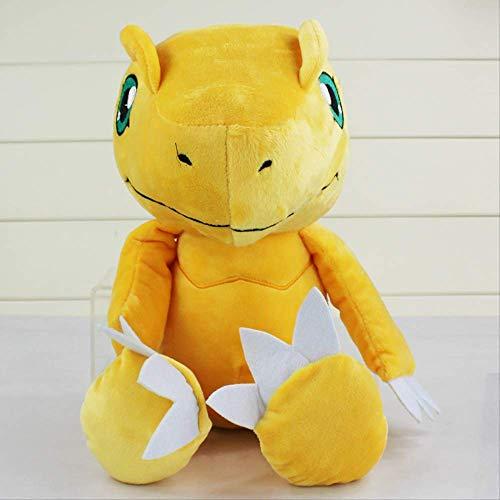 Plüschtiere 29Cm, Digimon Abenteuer Yagami Taichi Agumon Plüschtier Puppe Digital Spirit Handgefertigtes Stofftier Für Kinder Geschenk