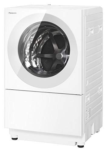 パナソニック ななめドラム洗濯乾燥機 Cuble(キューブル) 7kg 右開き マットホワイト NA-VG750R-W