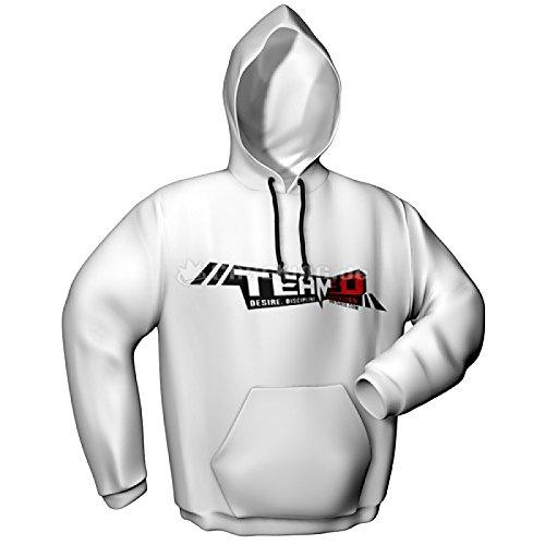 GamersWear TEAM3D Kapu White (L) : 6080-L