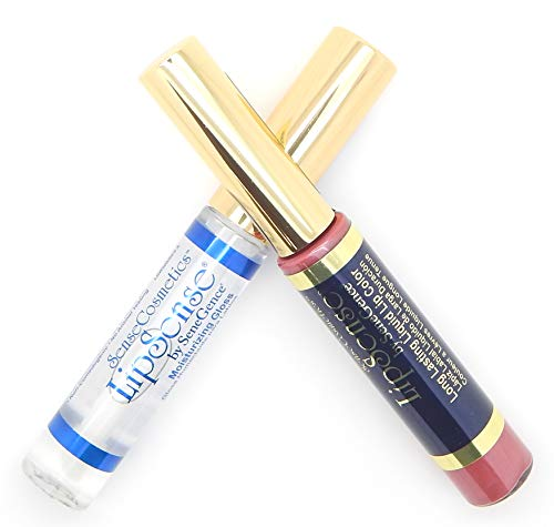 LipSense Bundle - 1 Color and 1 Glossy Gloss - CARAMEL APPLE