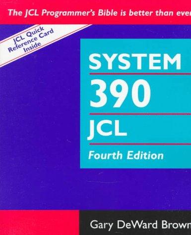 System 370/390 JCL