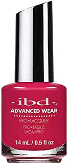 IBD Advanced Wear Nail Lacquer - Peach Palette Collection - Pick Your Color (69972 - Concealed with a Kiss)
