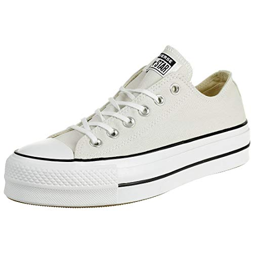 Converse All Star Lift Ox Mujer Zapatillas Natural