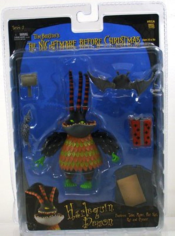 Nightmare Before Christmas S. II Harlequin Demon