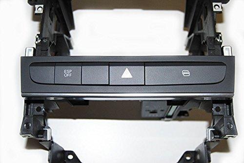 Umbau Set auf Facelift Mittelkonsole - Ohne Doppel DIN Schacht