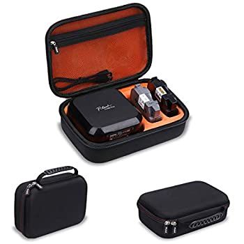 Mchoi Hard Portable Case Compatible with Brother P-Touch Cube Plus PT-P710BT Versatile Wireless Label Maker Case Only
