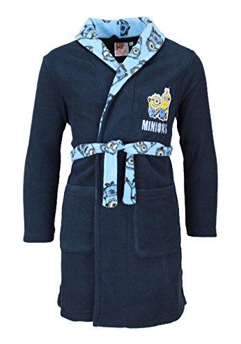 Minion - Albornoz - para niño azul azul marino 3 años