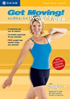 Get Moving Walking for Weight Loss [DVD]