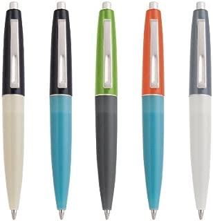 Kikkerland Mini Retro Pens, Set of 5 (4329S)