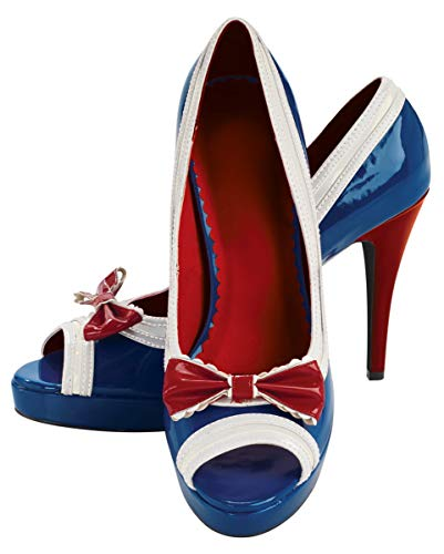 Horror-Shop Sailor High Heels M