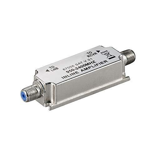 Wentronic 67056 - Amplificador señal equipos satélite
