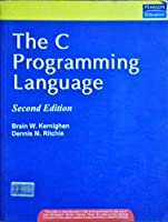 C Programming Language 2nd Edition 8131704947 Book Cover