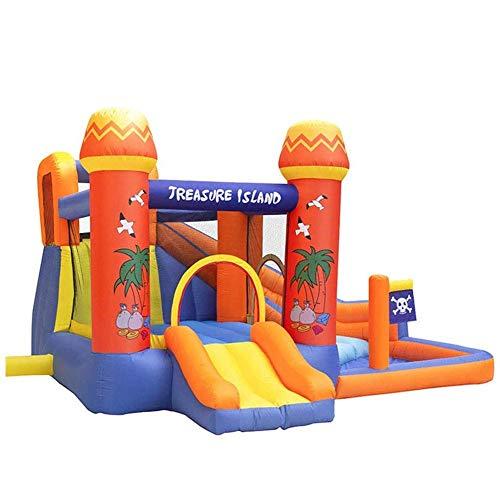 Castillo hinchable de los niños, combo inflable de la diapo