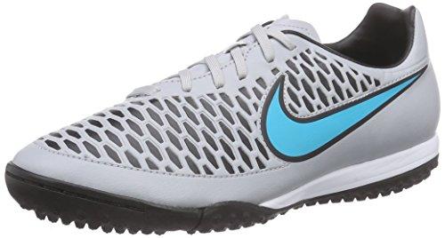 Nike Herren Magista Onda TF Fußballschuhe, Grau (Wolf Grey/Turqoise Blue/Black/Black), 41 EU