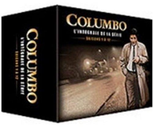 Columbo: Lintégrale des 12 saisons - Coffret 37 DVD
