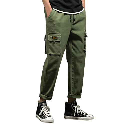 Pantalones Emidio Tucci Hombre Pantalones Chinos Hombre...