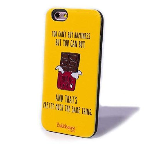 d3e906e46d BubbleGum Cases CHOCOLATE is HAPPINESS, iPhone 5 Case iPhone Se Case, Cute  Kawaii Funny
