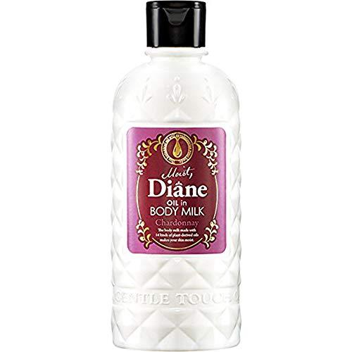 Moist Diane Oil In Body Milk 250ml - Chardonnay (Green Tea Set)