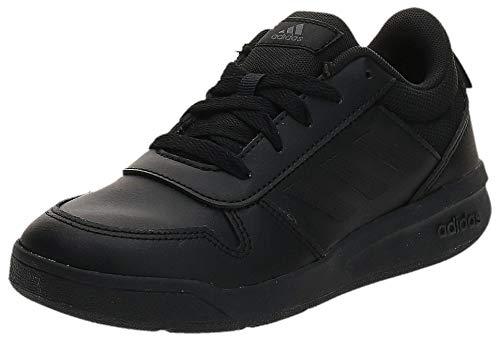 Adidas Tensaur K, Zapatillas de Running Unisex niño, Multicolor (Negbás/Negbás/Grisei 000), 33 EU