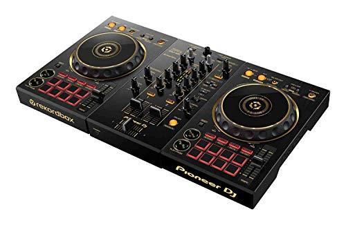 Pioneer DJ DJ Controller, DDJ-400-N Gold