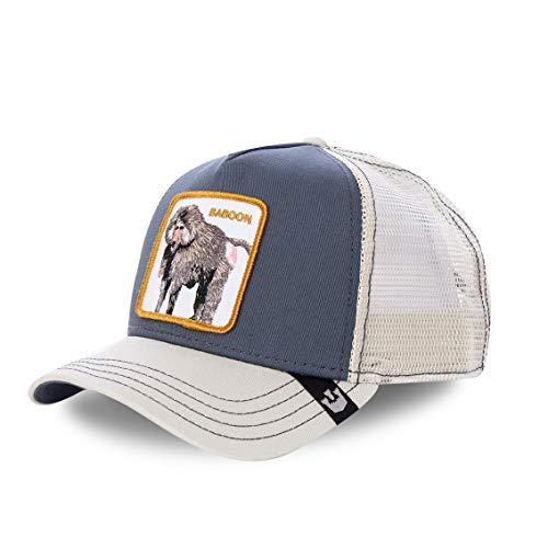Goorin Bros Baseball Cap Trucker Gr. Einheitsgröße, ButtHEAD