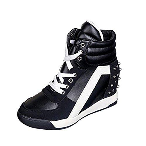 Converse CTAS Ox, Zapatillas de Deporte para Mujer, Blanco (White/White/Gold 102), 36.5 EU (Ropa)