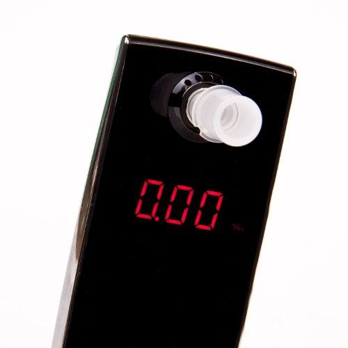 Sentech Digitaler Alkomat AL-5500 | Messbereich: 0,00‰ - 4,00‰