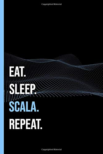 Scala: Inspirational Journal / Notebook | 6x9 inch - Lined Paper - 120 Pages | Perfect Gift to Student , Engineer , men , women , database administrator