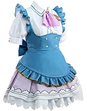 Anime Liefde Live Sunshine School Idol Project Matsuura kanan Zoete Snoep Jurk Liefde Live Maid Cosplay Kostuum Lolita Jurk