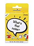 A fun card game for entire family! Complete a set of 4 cards from the same series Request other players for the card you need to complete your set You can use only noises and voices to describe the picture shown on your card, without any words or han...