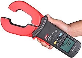 UNI-T UT273 Clamp Earth Ground Tester LCD Clamp Meter 0.001Ω Resolution Auto Calibration Resistance 0.01~1000Ω Jaw Capacity 28mm