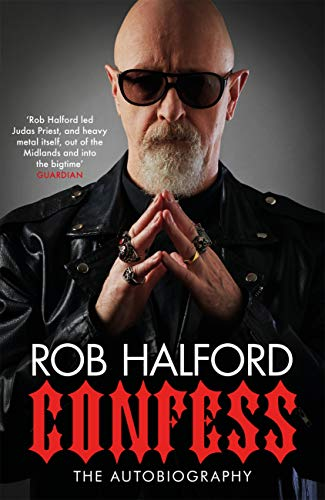 Confess: 'The year's most touching and revelatory rock autobiography' Telegraph's Best Music Books of 2020 (English Edition)