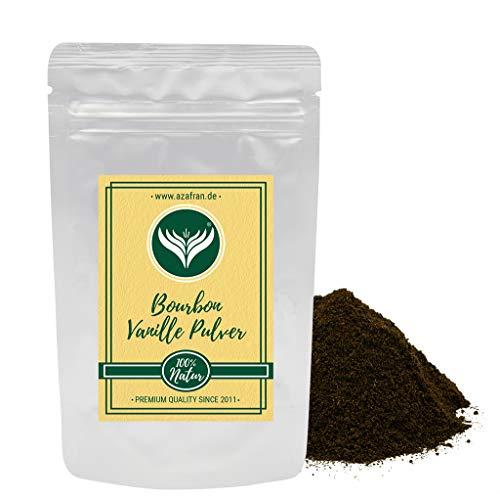 Azafran Bourbon Vanille gemahlen, Vanillepulver 25g