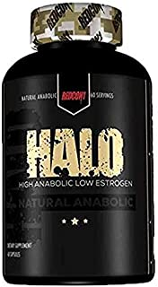 Redcon1 Halo (90 Count) Larger Size 50% More Servings - Helps Build Muscle Fast