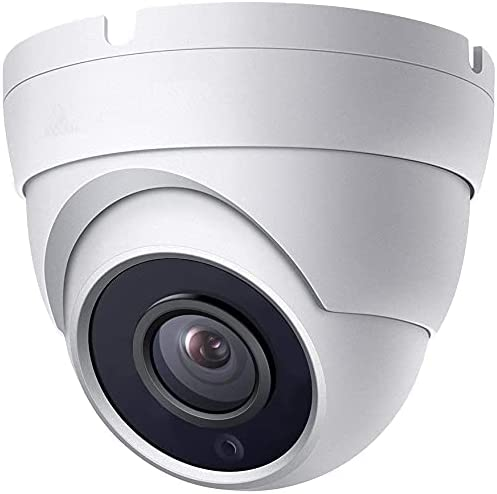5MP Dome HD Analog At the price of surprise Special price for a limited time Outdoor 4-in1 HD-CV Camera Security Quadbrid