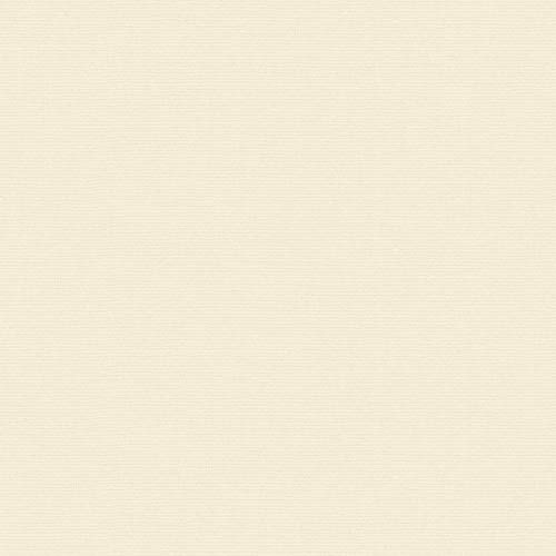 Kt KILOtela Tela por Metros de sábana Lisa - Algodón y poliéster - Confeccionar Ropa de Cama, decoración, Manualidades - Retal de 300 cm Largo x 270 cm Ancho   Crudo - 3 Metro