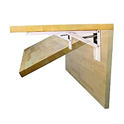 The Quick Bench raw wood top