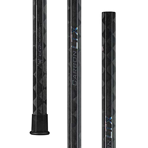 ECD Lacrosse - Carbon LTX Lacrosse Shaft - Black - 30""