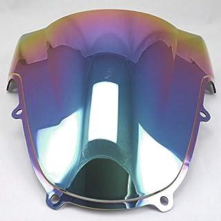 /2003/K1 Areyourshop parabrezza parabrezza doppia bolla per Gsxr 600//750/2001/