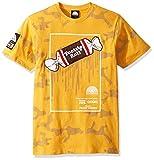 Southpole Men's Tootsie T-Shirt, Timberland Chenille, Medium
