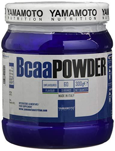 Yamamoto Nutrition BCAA Powder Suplemento Dietético - 300 Gr
