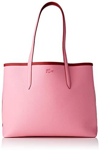 Lacoste Nf2142 Shopping Bag Damen, Einheitsgröße, Orange - Alizarine Kätzchen rosa - Größe: Einheitsgröße