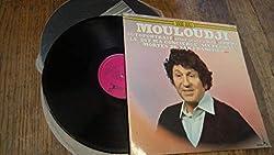 Mouloudji double album 33 tours autoportrait comme me dit ma concièrge - six feuilles mortes de San Fransisco... FL 85051 et 85050 - AZ - discodis - 1975