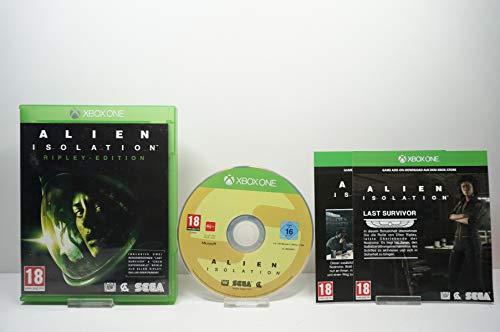 Alien: Isolation Ripley Edition D1 - uncut (AT) Xbox One [Importación alemana]