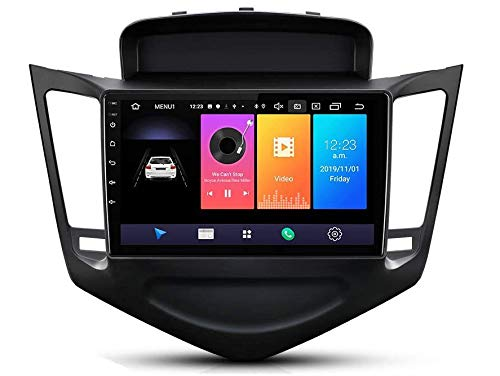 Android 8.1 Car Radio HD Touchscreen Car Sat Nav for Chevrolet Cruze J300 2013~2015 GPS Navigation Bluetooth Support 4G Wifi Screen,Wifi,BT,Mirror Link,Radio Tuner