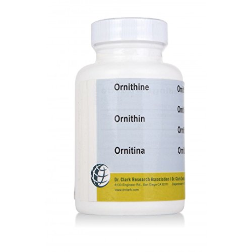 Ornithin Kapseln 100 Stk. Grundpreis 38,62 Euro/100 g