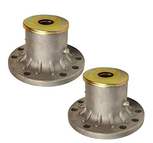 Compatible Parts_ 2PK Spindle Housing Assembly for Ехmаrк 103-8280, 103-2547, 103-2533, 1-323532 Fast Shipping!