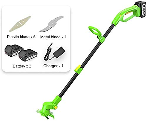 Sale!! REWD for Tree Plant Lawn Care Home Garden DIY Tools,Electric Cordless Strimmer 20V Handheld G...