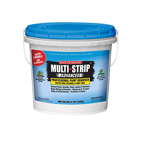 Sunnyside 657G1A Multi-Strip ADVANCED Paint & Varnish Remover, Gallon