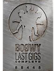 """""""LAST GIGS"""" COMPLETE [Blu-Ray]"""